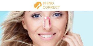 По-Стилен Нос с Rhino-Correct