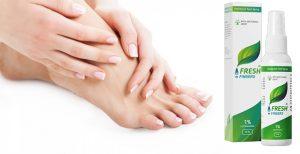 fresh fingers за крака