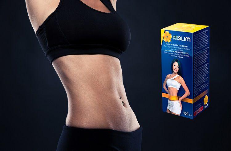 женско тяло One Two Slim