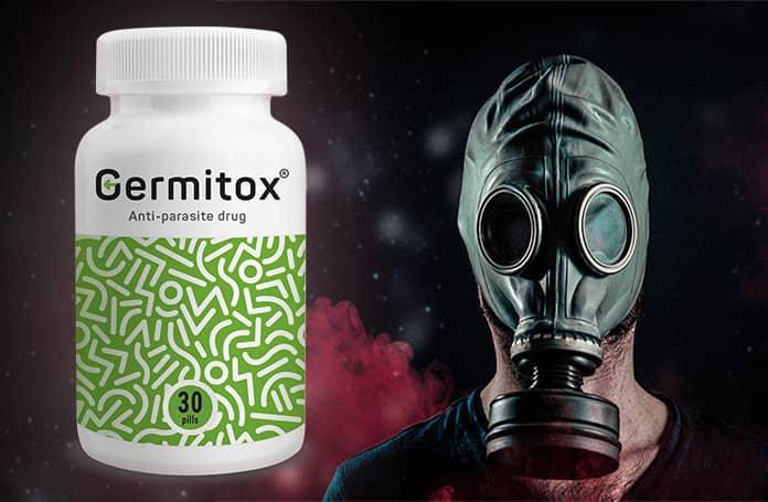 Germitox паразити и отрови