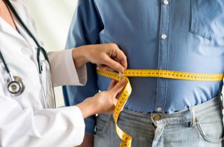 сантиметър, измерване на тегло