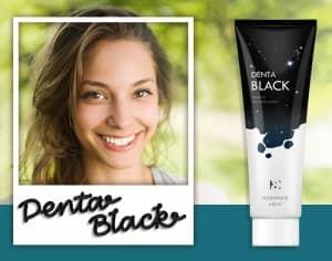 Denta Black паста за зъби България