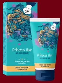 Princess Hair маска за прекрасна коса България