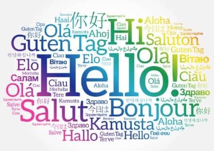 пингулинго Здравей На Различни езици