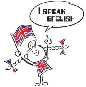 speak english british flag