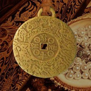 money amulet медал