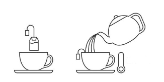 правене на чай