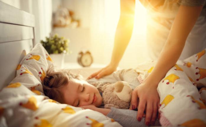 Спящо дете