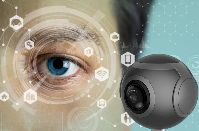 Hyper360 VR Camera и мъжко око