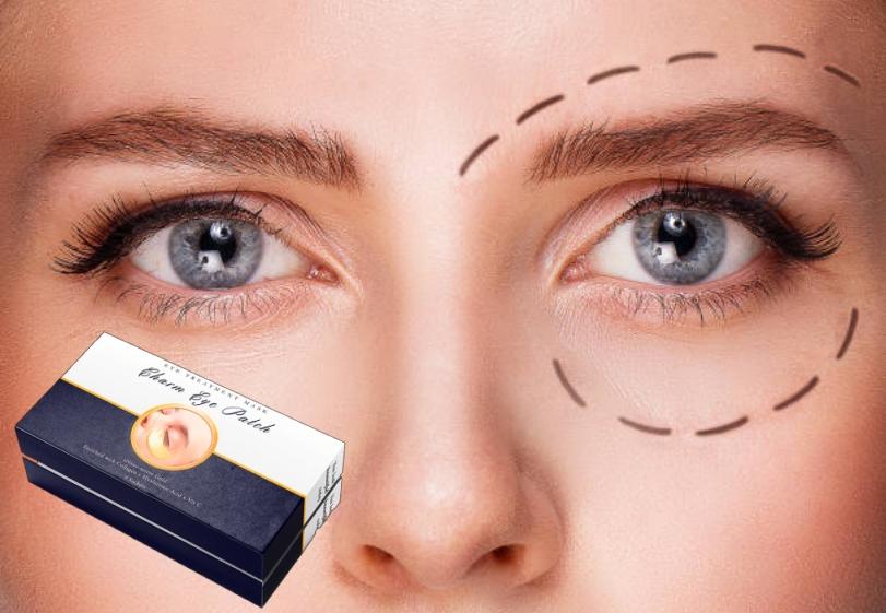 Charm Eye Patch опаковка и околочен контур