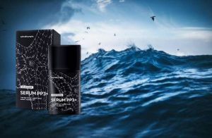 Ocean Shake Serum PP3+ – Био-Серум за Обновяване и Регенерация на Кожата на Лицето
