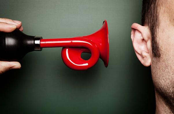 Тромба и ухо
