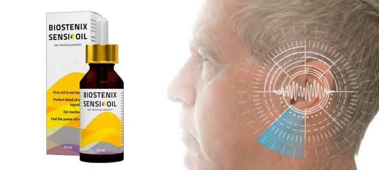 Biostenix Sensi Oil и мъж