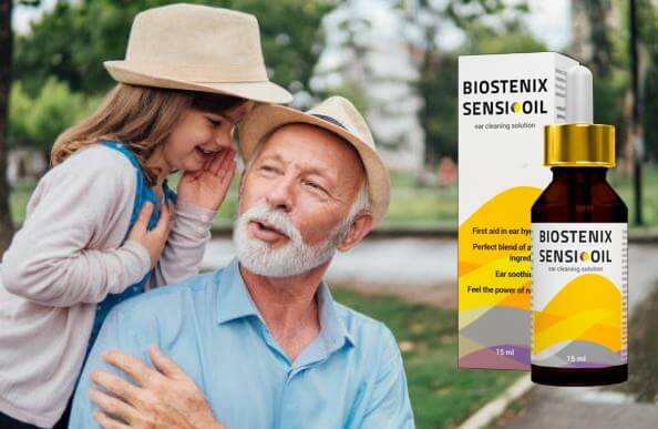 Biostenix Sensi Oil, дядо и внучка
