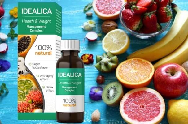 Idealica и плодове