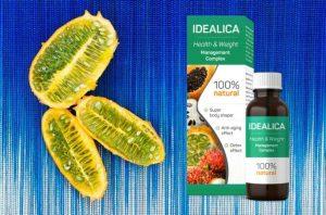 Idealica – Стегнато Тяло С Натурални Екстракти!