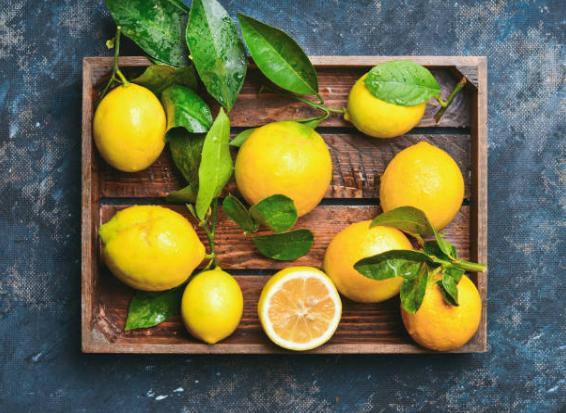 щайга с лимони