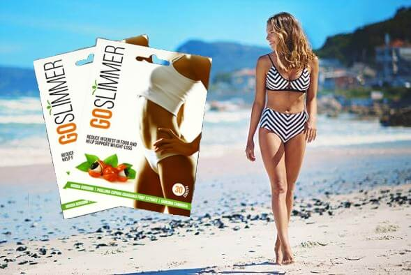 GoSlimmer Мнения, жена на плаж