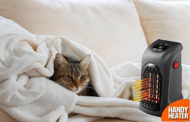 коте, Handy Heater
