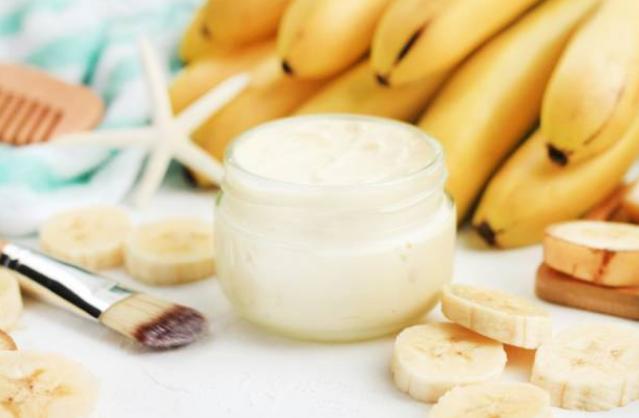 маска, банани