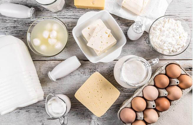 млечни продукти, сирене, кашкавал