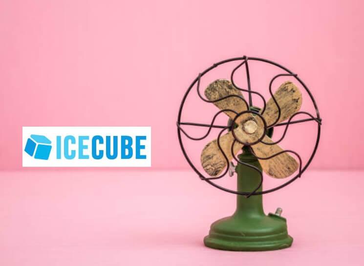 Ice Cube, стар вентилатор