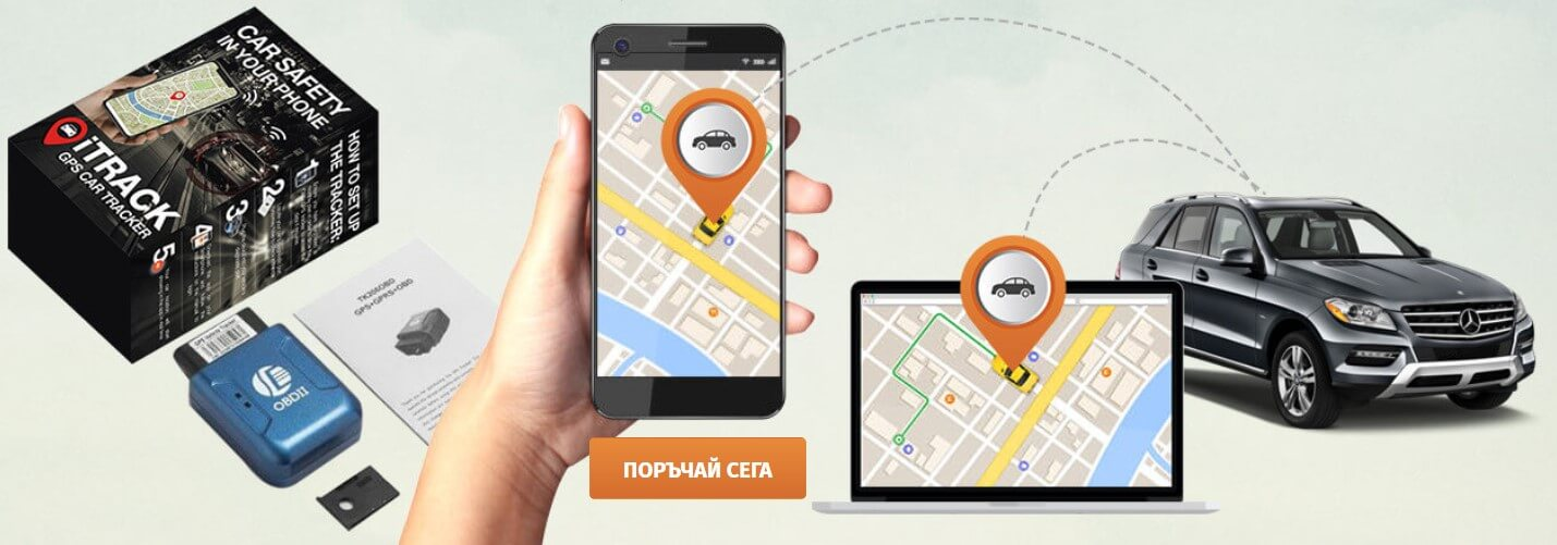 iTrack GPS пакет