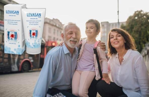 Levasan Maxx, дядо и баба