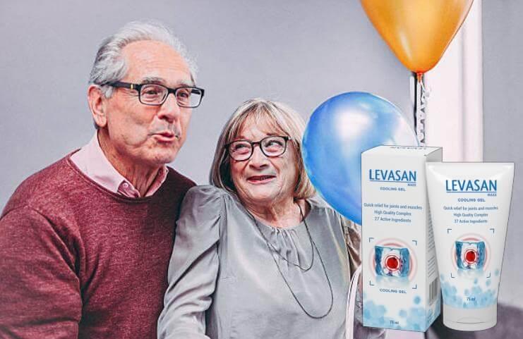 Levasan Maxx, възрастна двойка, балони