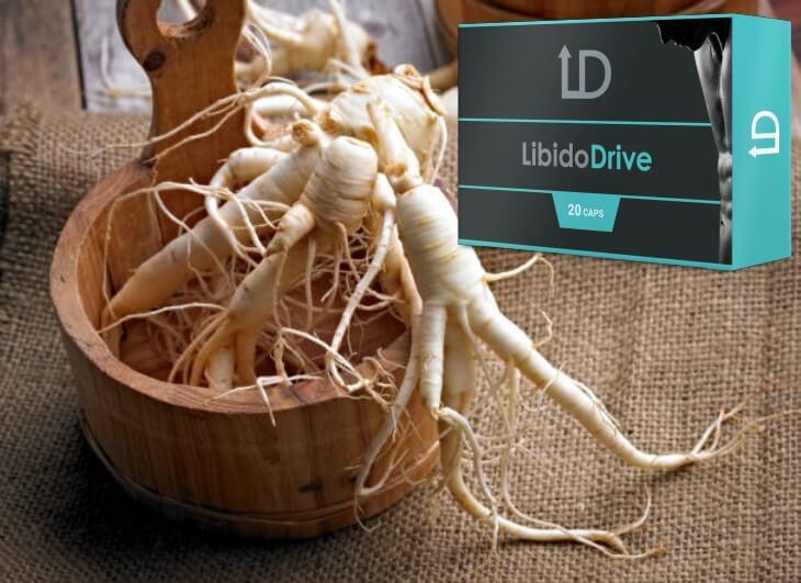 Libido Drive, женшен