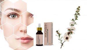 Magniskin – Био-Козметичен Разтвор за Въздействие Върху Кожата на Лицето