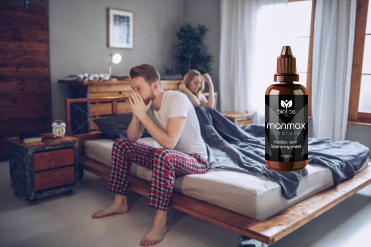 ManMax, разочарована двойка в легло