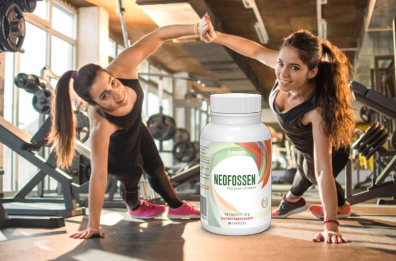 Neofossen, момичета във фитнес