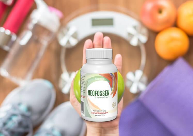 Neofossen, кантар, плодове, маратонки