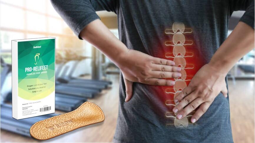 болки в гръбнака, Pro-Relifeet