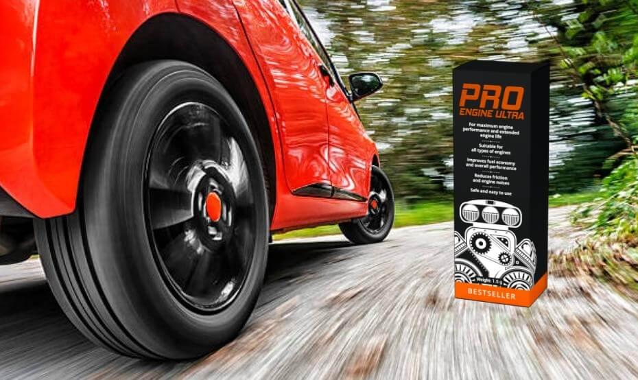 ProEngine Ultra, гума на кола