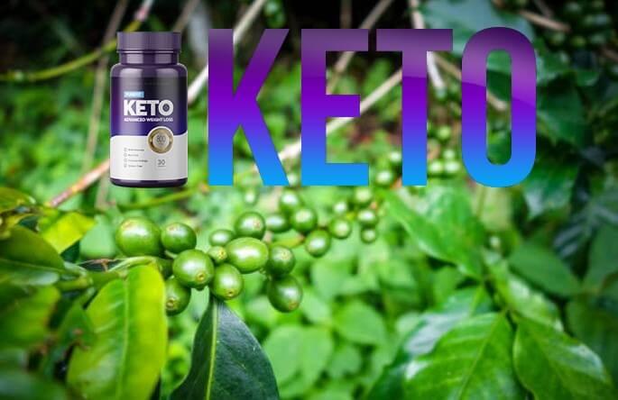 PureFit KETO, зелено кафе
