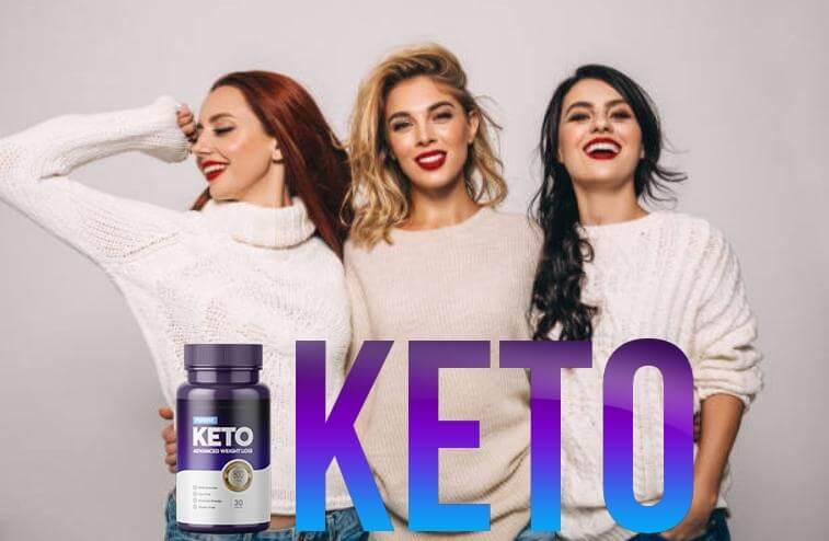 PureFit KETO, три щастливи момичета