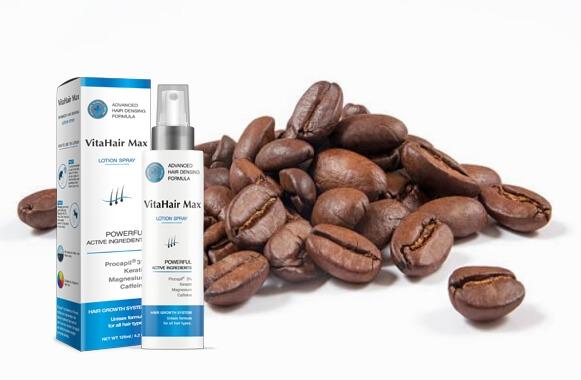 VitaHair Max, зърна кафе