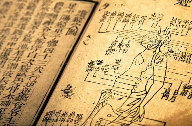 древна китайска книга