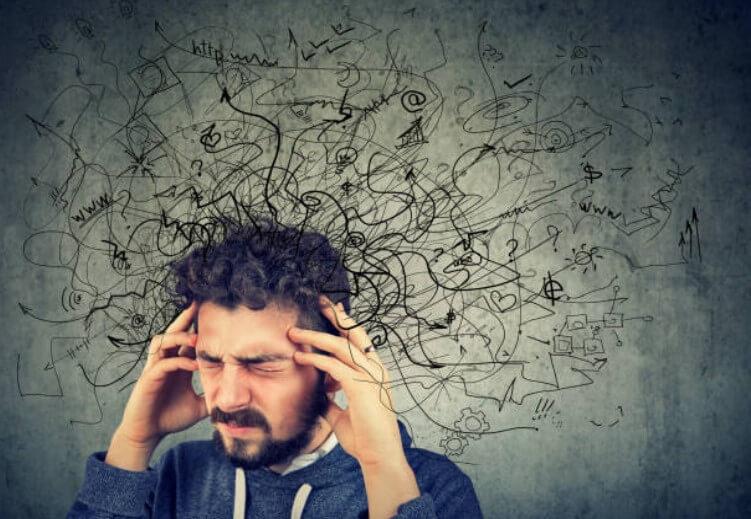 човек под стрес