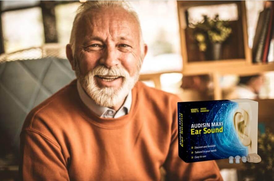 Audisin Maxi Ear Sound, възрастен мъж