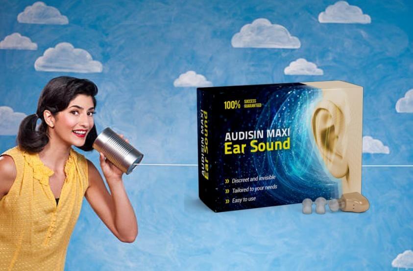Audisin Maxi Ear Sound, момиче, облаци
