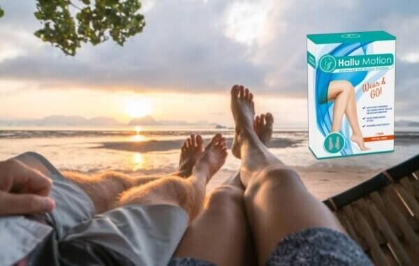 Hallu Motion, крака на двойка на морето