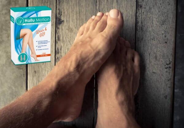 Hallu Motion, мъжки крака