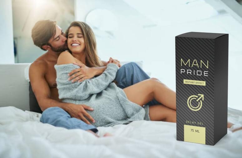 Man Pride, мъж и жена в легло