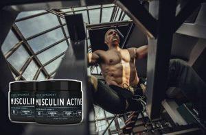 Musculin Active – Подчертайте Визуално Мускулите!