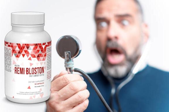 Remi Bloston, мерене на кръвно