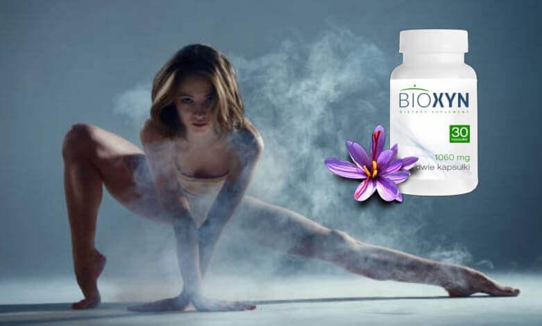 Bioxyn, жена в добра форма