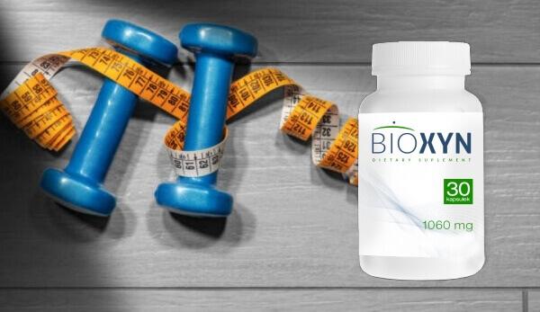 Bioxyn, гири, сантиметър